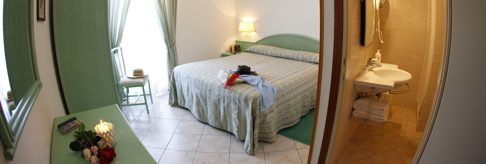 Room Golfo Hotel Galli