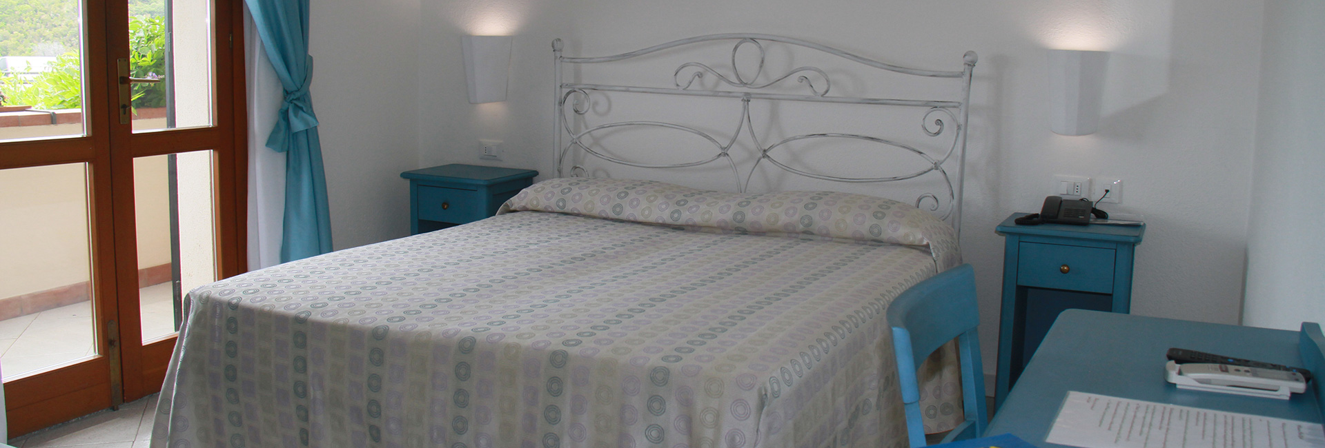 Zimmer Golfo Hotel Galli