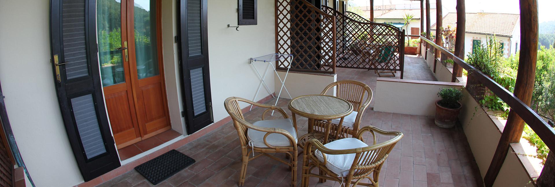 Zimmer Portico Hotel Galli