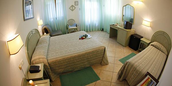 Chambre Portico