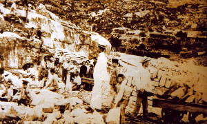 Der Granit von Elba
