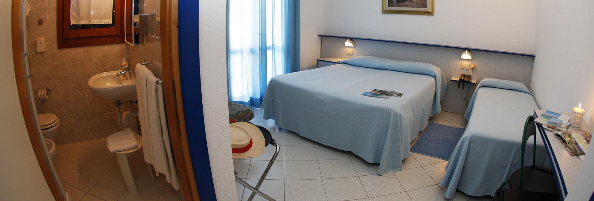 Camera Fetovaia Hotel Galli