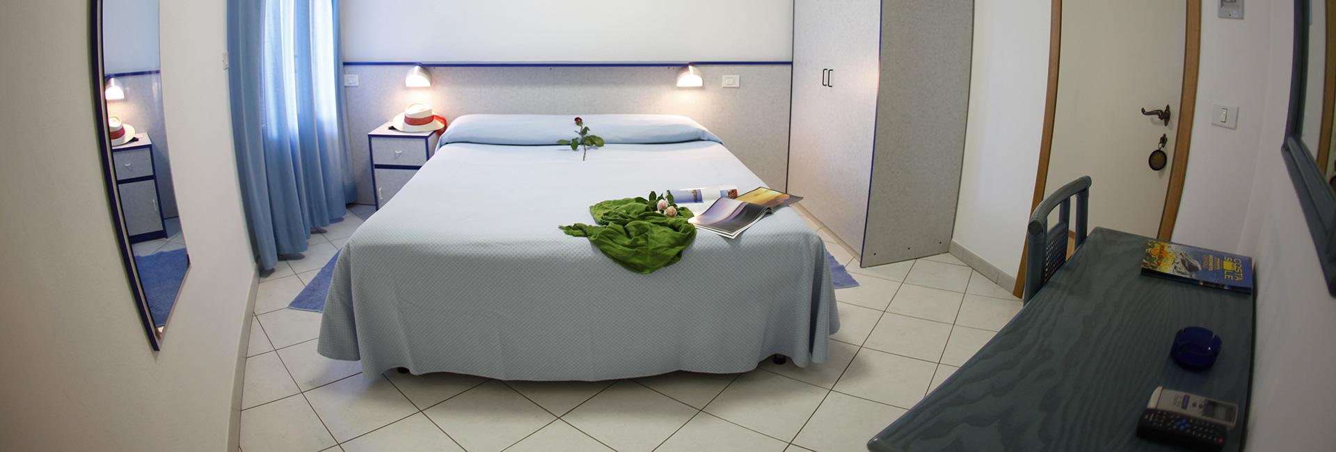 Camera Glicine Hotel Galli